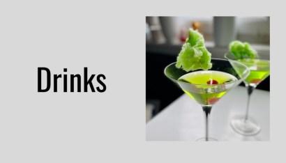 drinks recipe index