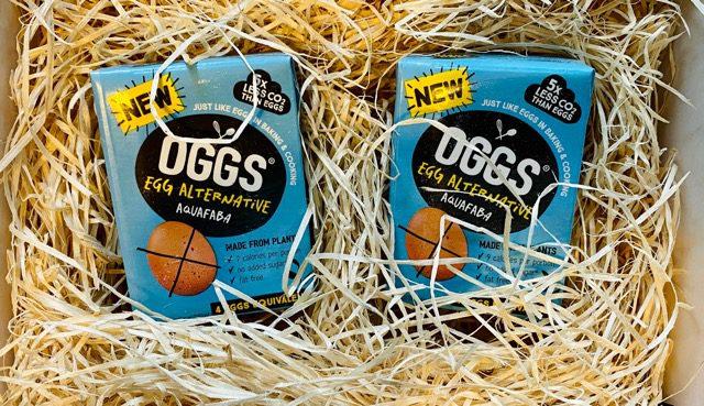 OGGS vegan eggs