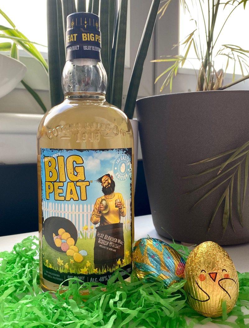Big peat Easter whisky Douglas Laing