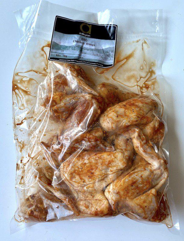 44 foods chicken wings