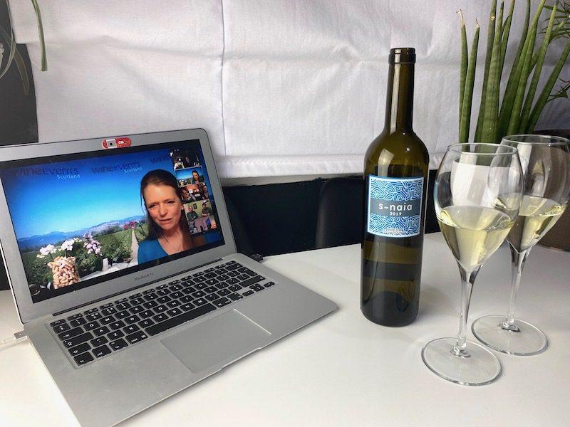 DO Rueda wine events scotland