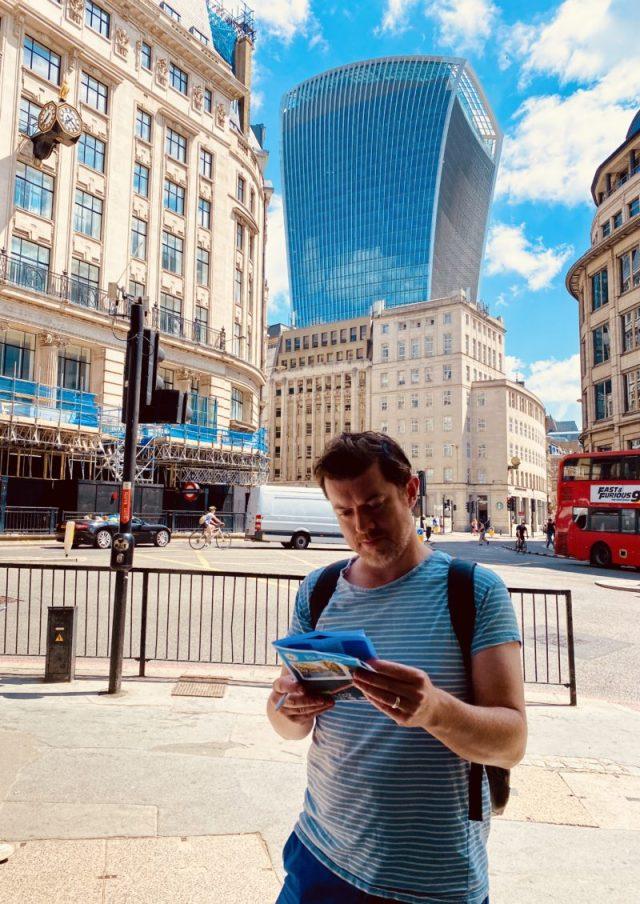 London pudding lane treasure trail