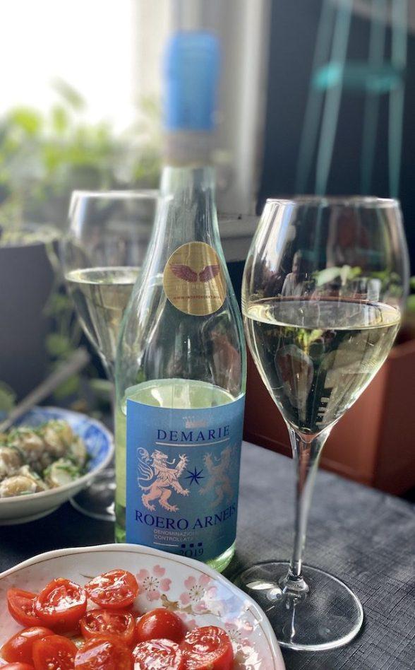 independent wine demarie white