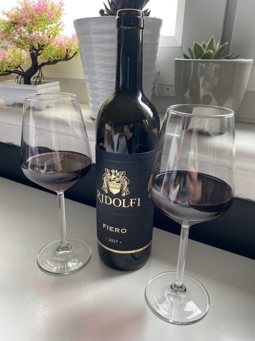 independent wine ridolfi red
