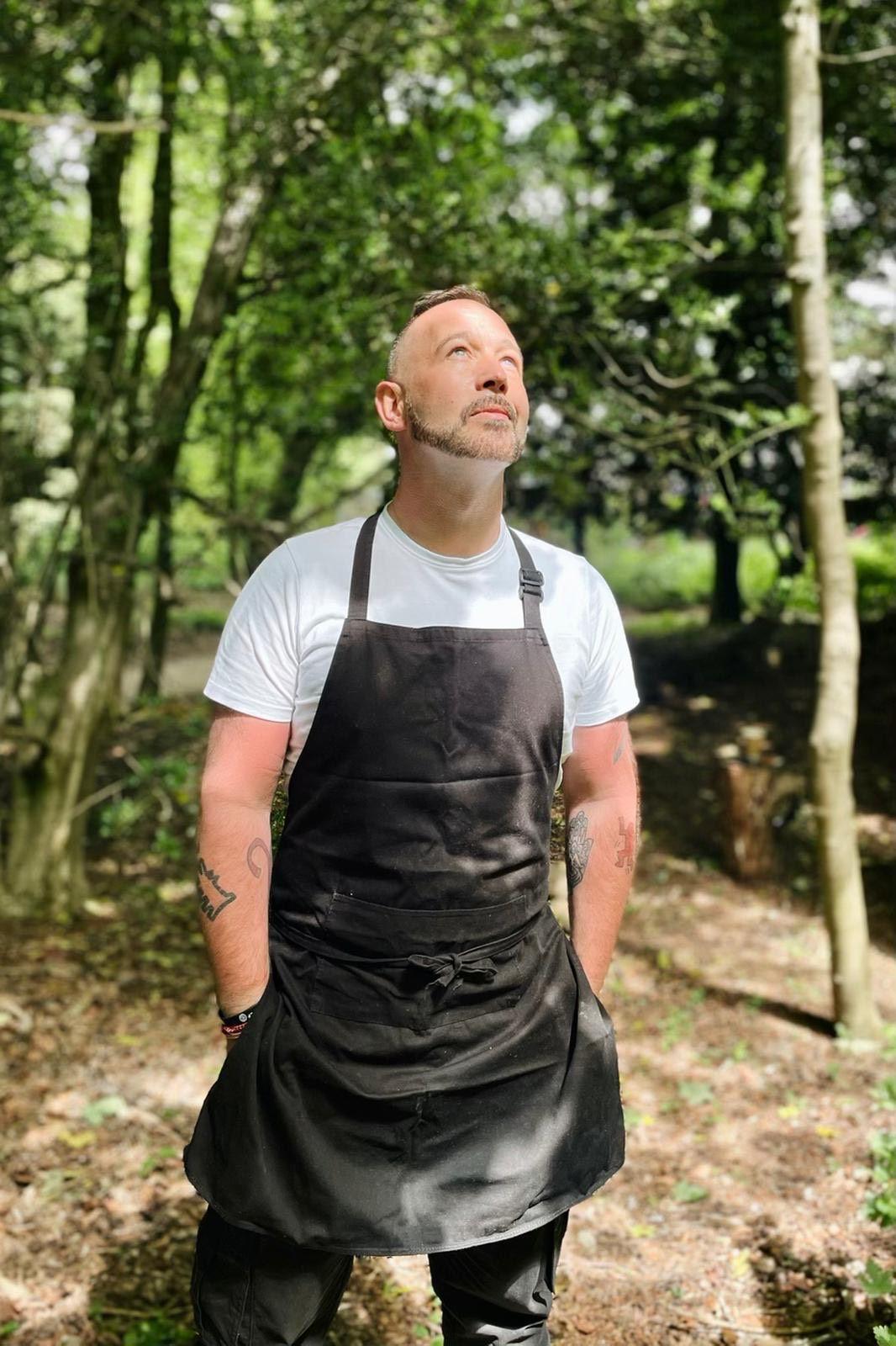 Jupiter artland Edinburgh Barry Bryson chef