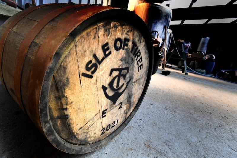 tiree gin distillery tour