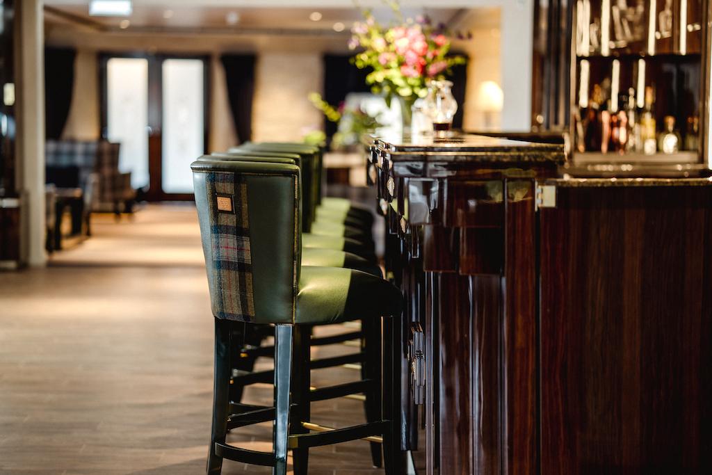 The Glenturret_Lalique Bar