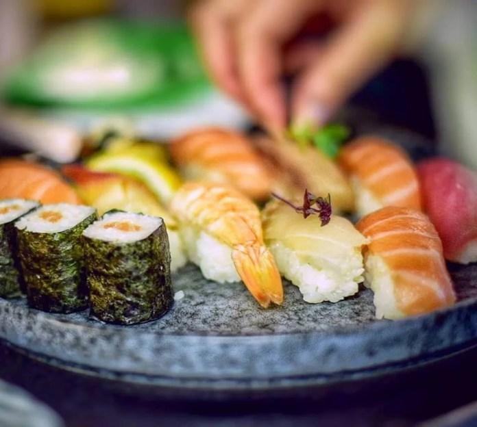 sushi Vienna restaurants