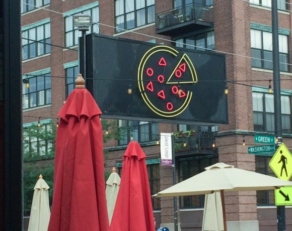 Palour Pizza Bar – Another Fabulous Al Fresco Option in Chicago