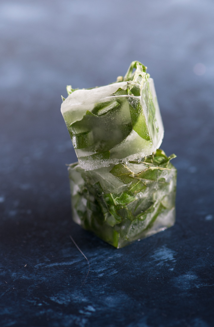 Freezing herbs and other brilliant uses for uses for ice trays