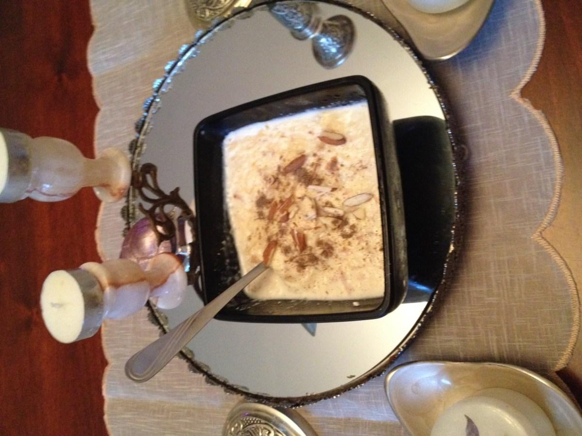 Paneer ki kheer is a delicious dessert recipe