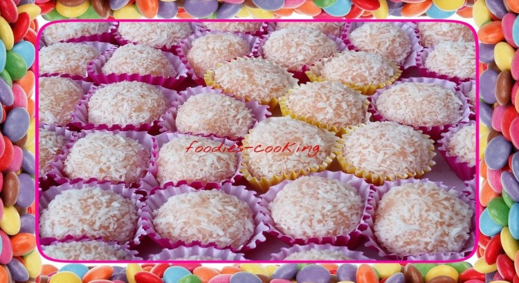 Coconut Ball/ladoo recipe