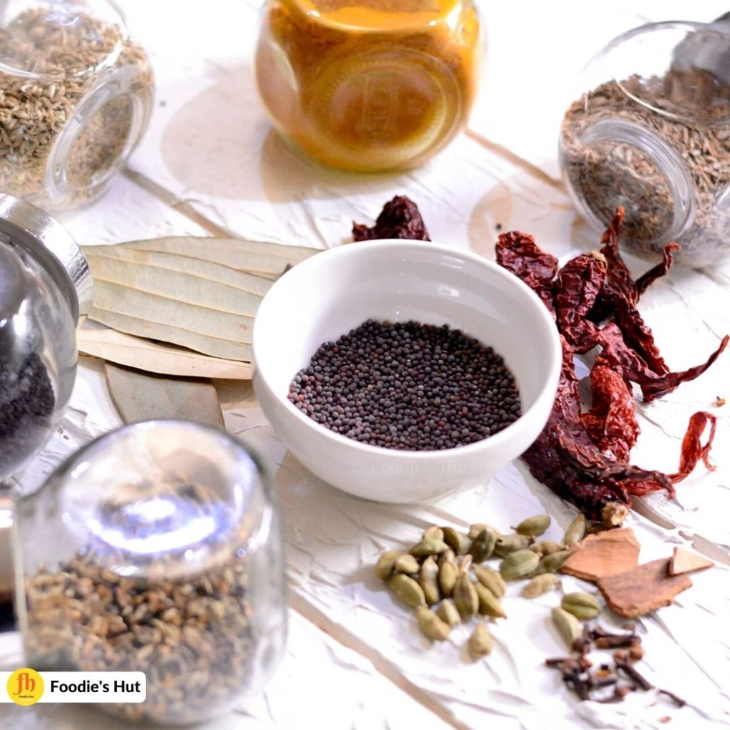 The essential Spices for everyday Indian Cooking