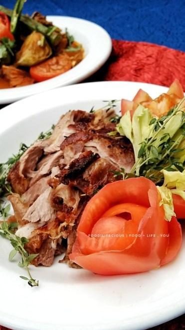 Australian Lamb Roast