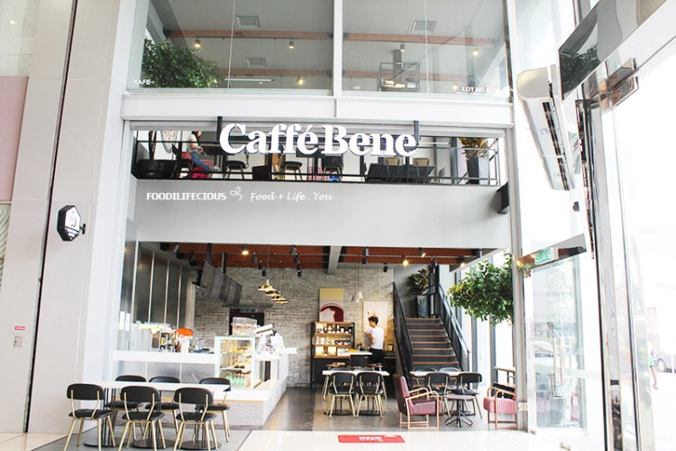 New Ambiance, New Menu, New Outlet | Caffe Bene at One Utama, PJ [REVIEW]