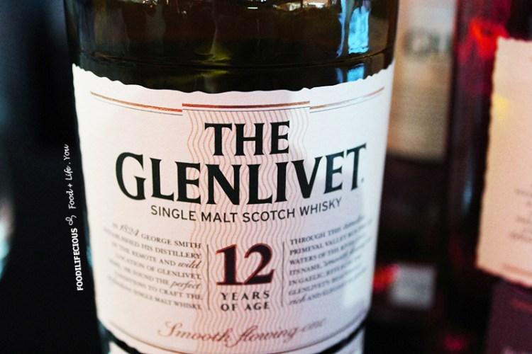 Glenlivet Single Malt Whisky