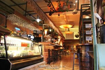 Old Spice Cafe