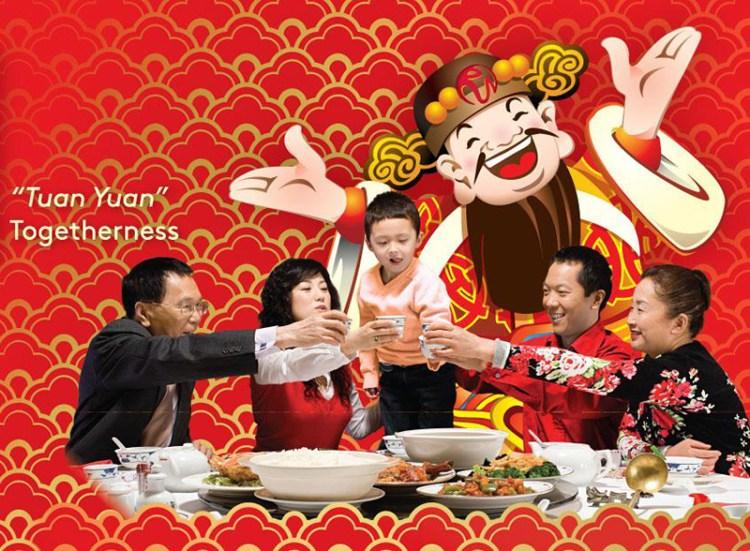 2018 Chinese New Year Dinner at Resorts World Genting