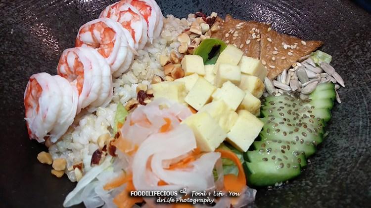 sushi tei poke bowl