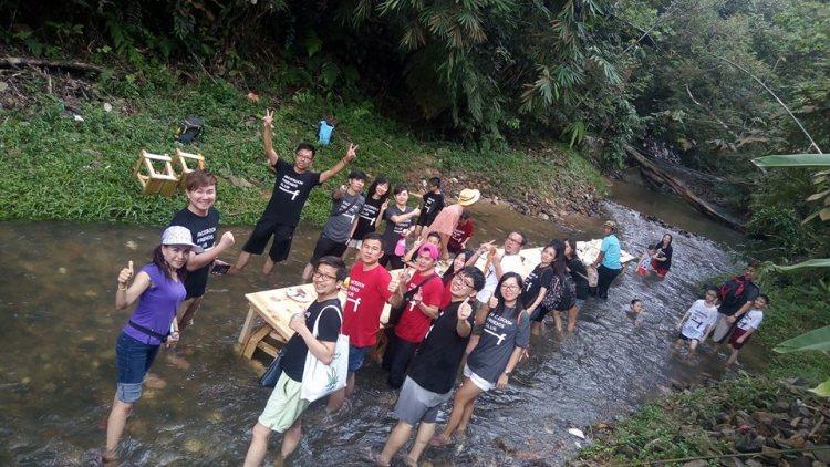 Buka Puasa with The Famous Grill by The River at BBQ Lamb KL Kemensah, Ulu Kelang (Behind National Zoo)
