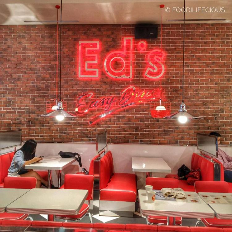 Ed's Diner: The Authentic Americana Dining is now open at Resorts World Genting