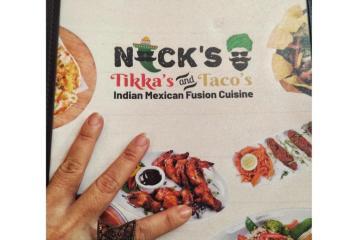 Nick's Tikkas & Tacos