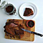 Torta soffice al caffè e cacao, equilibrio e tranquillità in cucina