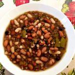 Mix di legumi e orzo