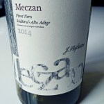 Meczan Pinot nero – Azienda Hofstatter