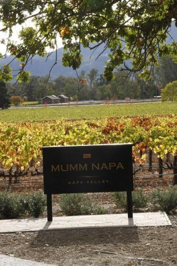 Champagne Mumm Napa Californië