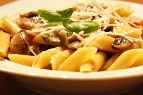 Snelle Pasta Carbonara recept foodblog Foodinista