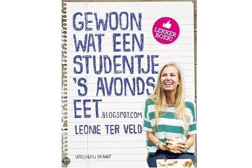 Shop tip kookboek gewoon wat een studentje eet