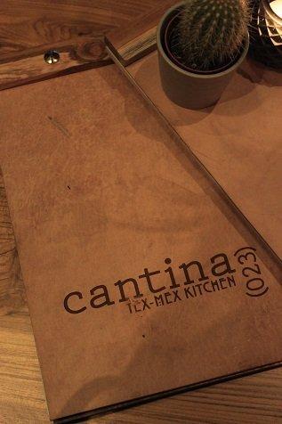 TexMex eten in Haarlem bij cantina023