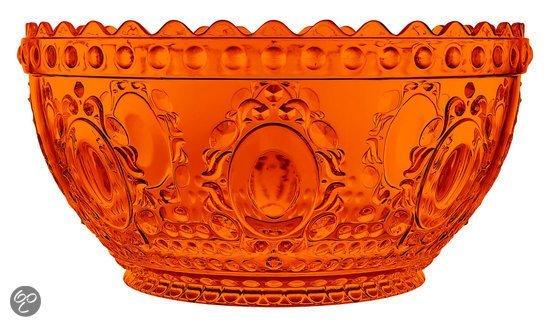 oranje barok schaal
