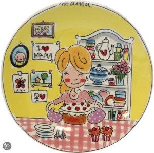 Moederdag cadeautjes Blond Amsyerdam Mama Bord