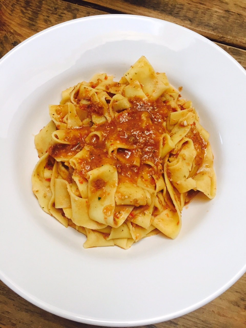 Verse snelle zomerse pasta foodblog Foodinista