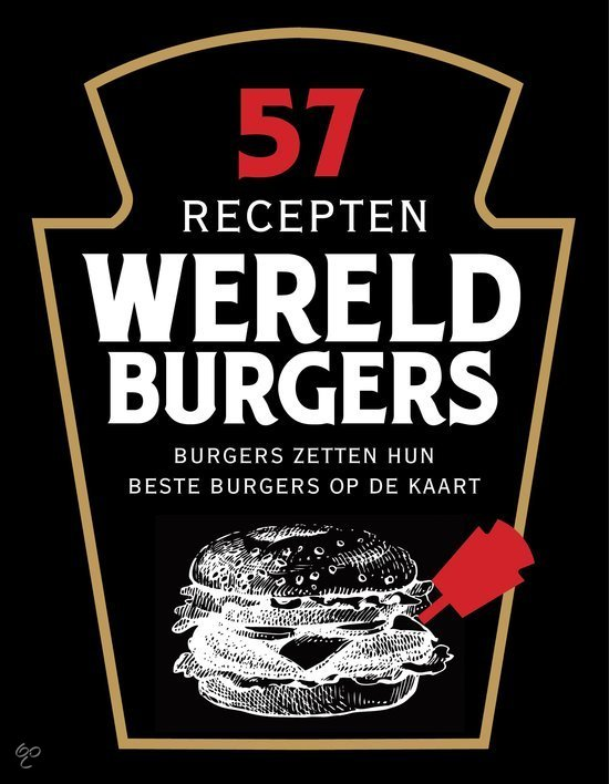 Wereldburgers kookboek vaderdag cadeautip foodblog Foodinista
