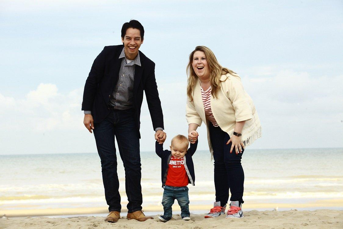 Foodblogger foodinista gezin fotoshoot zandvoort