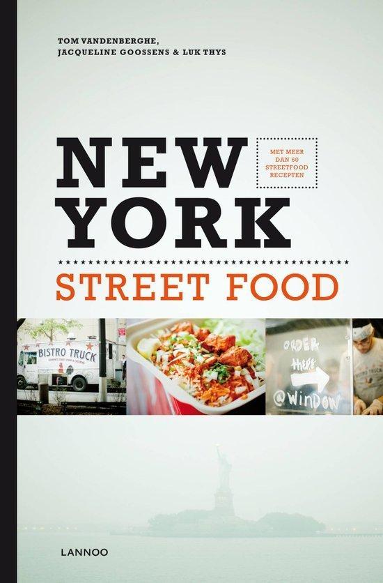 New York Streetfood kookboek tip foodblog Foodinista streetfood kookboeken foodtrucks