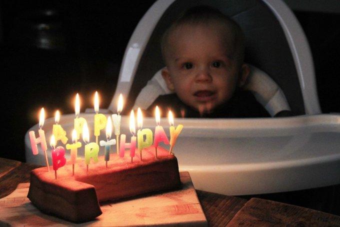 Eerste verjaardag kind foodblog Foodinista