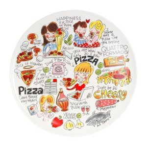 Blond Pizzabord Sinterklaas cadeau tip onder vijfentwintig Euro Foodblog Foodinista