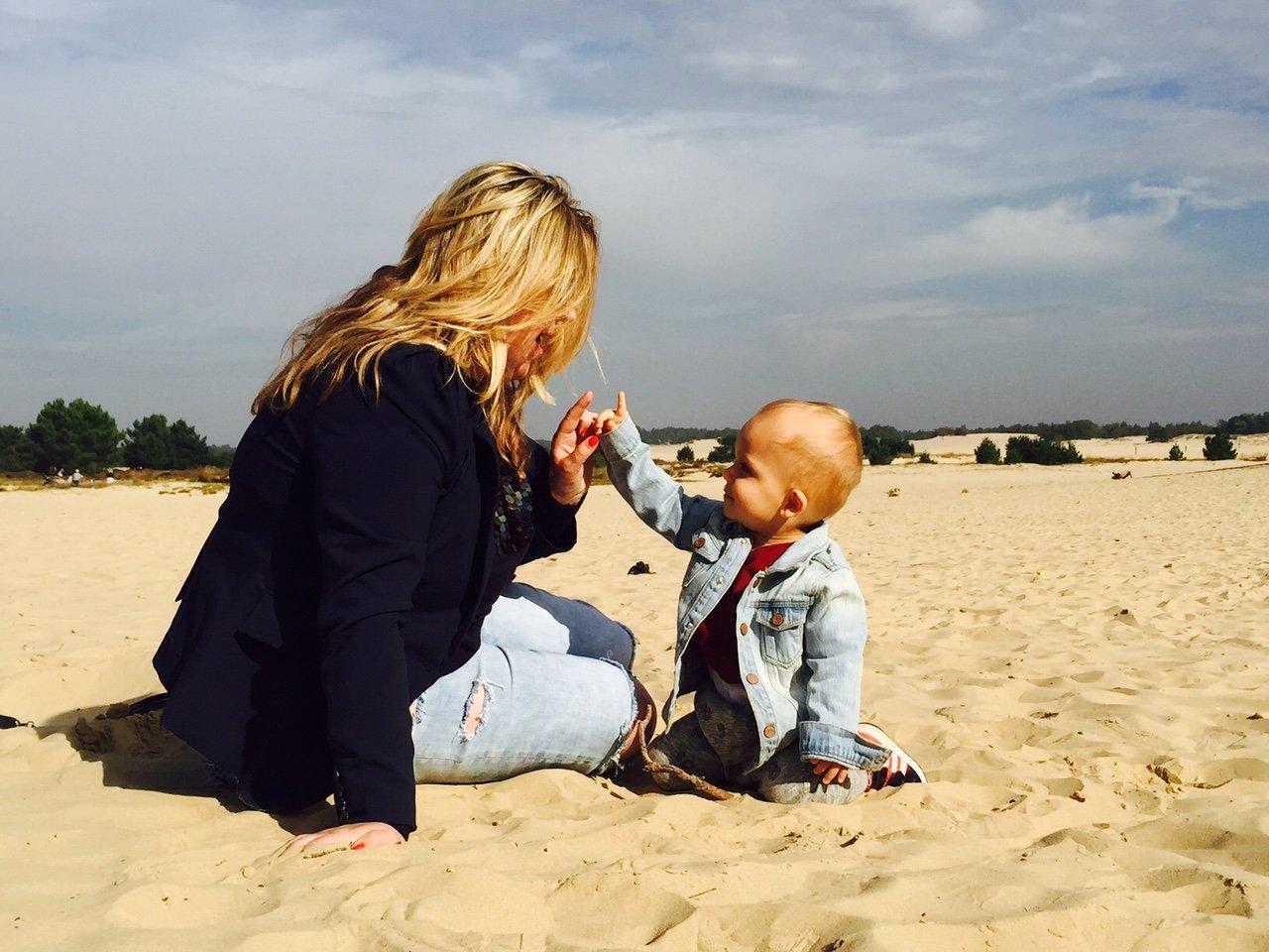 Spelen met mama Loonse en Drunense duinen Lifestyleblog Foodinista