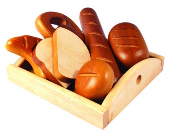 Houten speelgoed broodmand kinder cadeaus Sinterklaas tips foodblog Foodinista loves kids