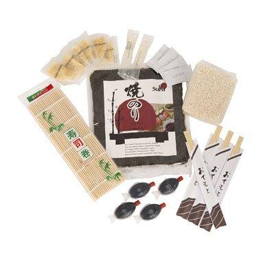 Sinterklaas cadeautjes onder tien Euro Sushi kit tip Foodblog Foodinista