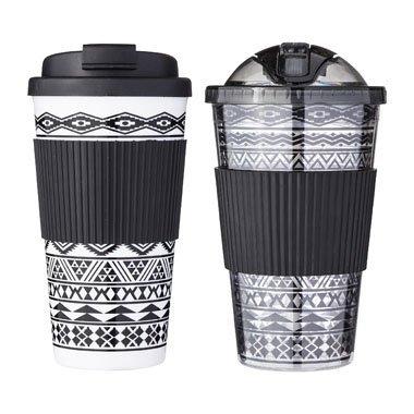 Koffie to go set kerstcadeau tip foodblog Foodinista