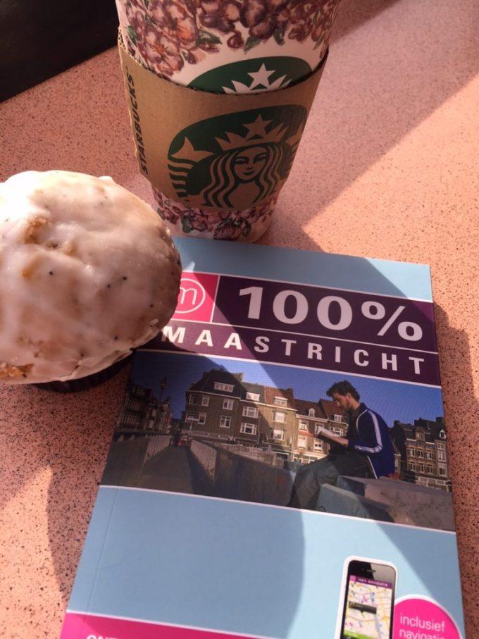Eetdagboek April 100% Maastricht en onderweg naar Maastricht