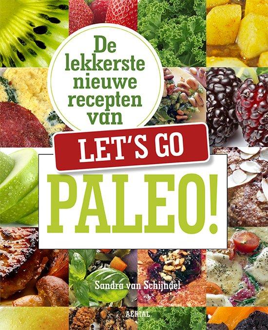 Kookboek Let's Go Paleo met aardbeienreep recept van Foodblog Foodinista