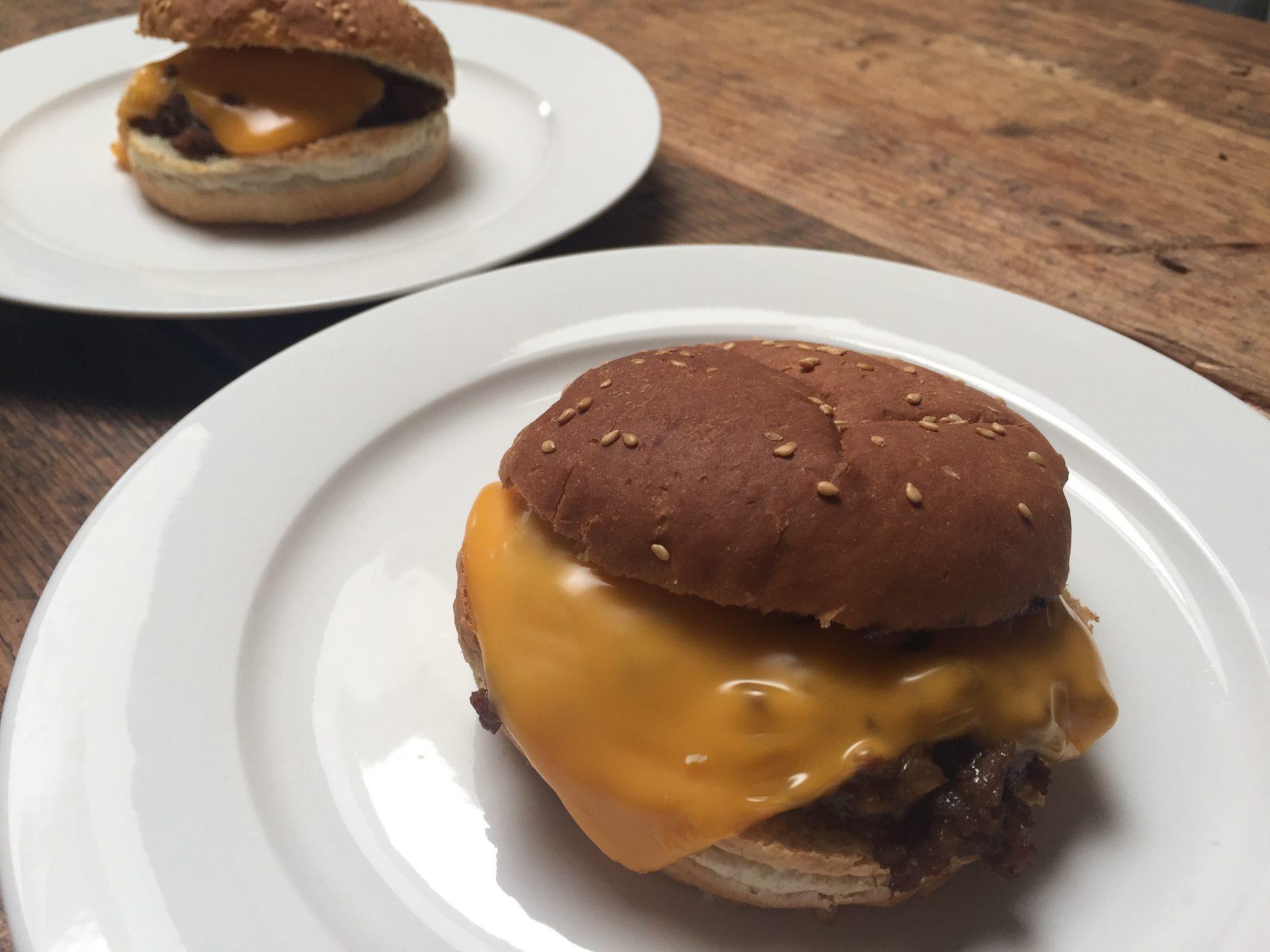 Broodje sloppy Joe Recept foodblog Foodinista