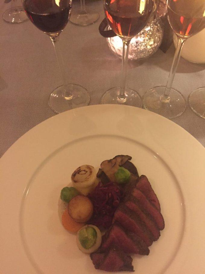 sherryproeverij bij Restaurant De Voorkamer Udenhout Brabant hoofdgerecht Foodblog Foodinista