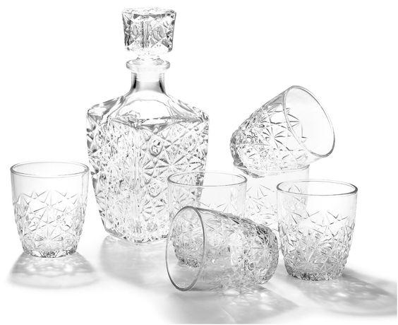 whiskyset met glazen kerstcadeautjes tips voor foodies van foodblog Foodinista